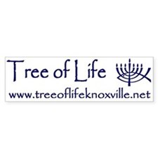 Tree of Life Bumper Bumper Sticker