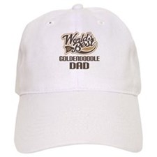 Goldendoodle Dog Dad Baseball Cap