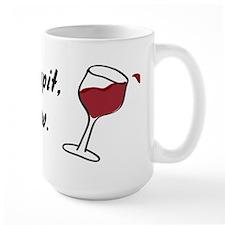 I don't spit... Mug