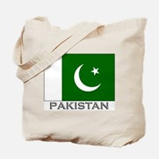 Pakistan Flag Stuff Tote Bag