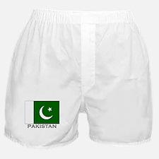 Pakistan Flag Stuff Boxer Shorts