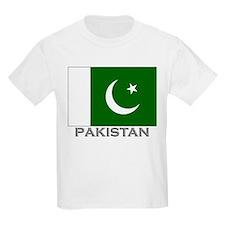 Pakistan Flag Stuff Kids T-Shirt