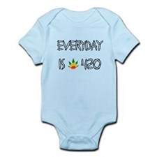 Everyday Is 420 Infant Bodysuit
