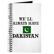 We Will Always Have Pakistan Journal