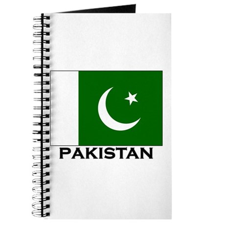 Pakistan Flag Gear Journal