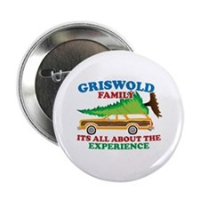 """Griswold Family Christmas Tree 2.25"""" Button"""