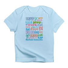 Rhythmic Gymnast Infant T-Shirt