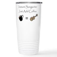 Cute Music Travel Mug