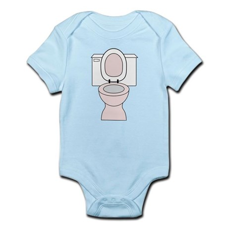 Potty Infant Bodysuit