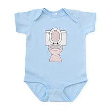Potty Infant Bodysuit