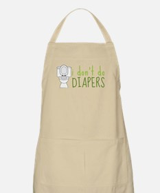 Don't Do Diapers Apron