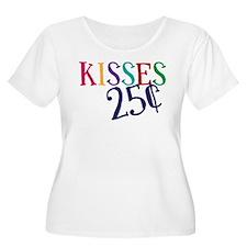 Kisses 25 Cents T-Shirt