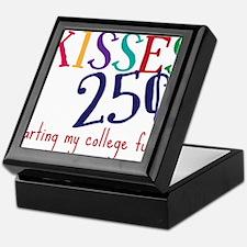 My College Fund Keepsake Box