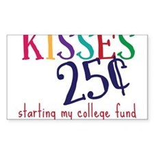 My College Fund Decal