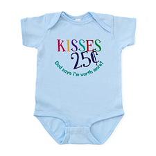 I'm Worth More Infant Bodysuit