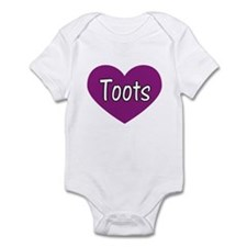 Toots Infant Bodysuit
