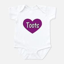 Toots Onesie