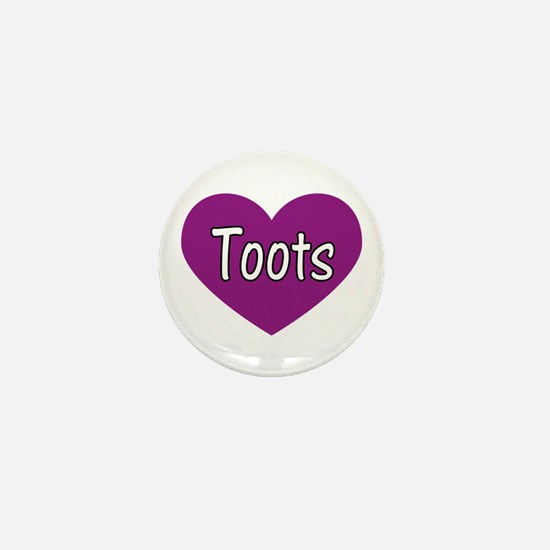 Toots Mini Button
