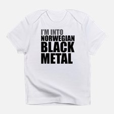 Cute Heavy metal Infant T-Shirt