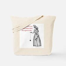 Suffering Suffragette Tote Bag