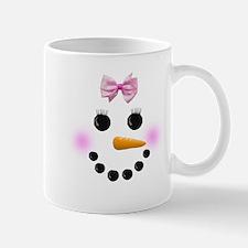 Snow Woman Mug