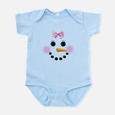 Snow Woman Infant Bodysuit