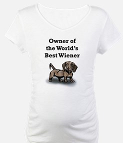 Worlds Best Wiener Shirt