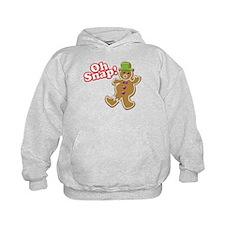 Cute Gingerbread man Hoodie