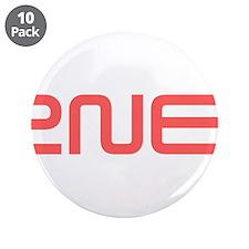 "2NE1 red logo 3.5"" Button (10 pack)"