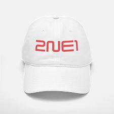 2NE1 red logo Baseball Baseball Cap