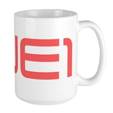 2NE1 red logo Mug