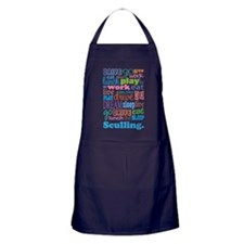 Sculling Apron (dark)