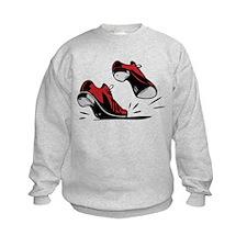 Tap Dancing Shoes Sweatshirt