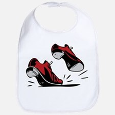 Tap Dancing Shoes Bib