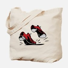 Tap Dancing Shoes Tote Bag