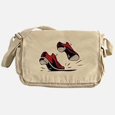 Tap Dancing Shoes Messenger Bag