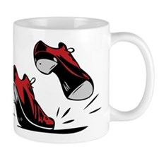 Tap Dancing Shoes Mug