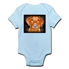 DON'T MESS WITH A REDHEAD Infant Bodysuit