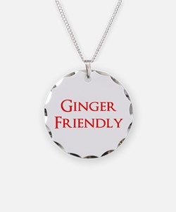 Ginger Friendly Necklace
