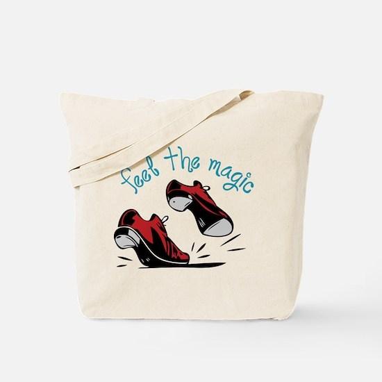 Feel The Magic Tote Bag