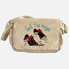 Feel The Magic Messenger Bag
