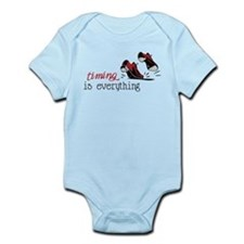 Timing Is Everything Infant Bodysuit