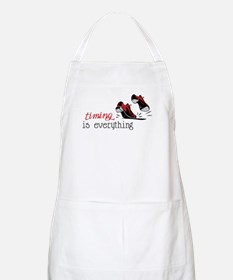 Timing Is Everything Apron