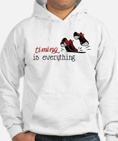 Timing Is Everything Hoodie