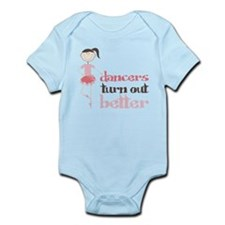 Turn Out Infant Bodysuit