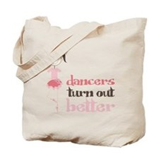 Turn Out Tote Bag