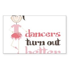 Turn Out Decal