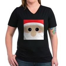 Santas Closeup Funny Shirt