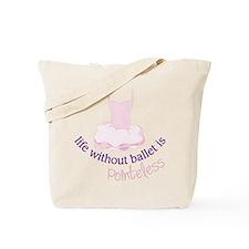 Pointeless Tote Bag