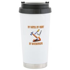 Woodworking Travel Mug